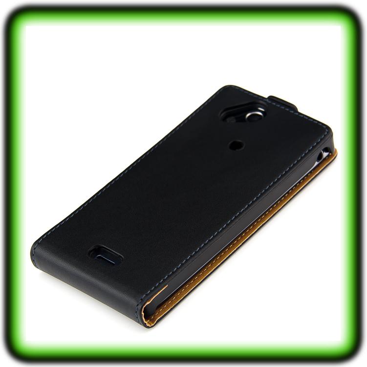 LEDER-TASCHE-F-SONY-ERICSSON-XPERIA-ARC-X12-Etui-Case-Schutz-Huelle-Cover-Handy-S